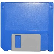 Kaida puzdro zostava Disketa – modré - Puzdro na kontaktné šošovky