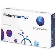 Biofinity Energys (6 šošoviek) - Kontaktné šošovky