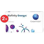 2× Biofinity Energys (6 Lenses)