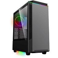GameMax Paladin/T801Black - PC skrinka