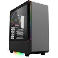 GameMax Panda/T802 Black - PC skrinka