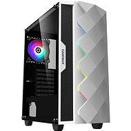 PC skrinka GameMax White Diamond/A361