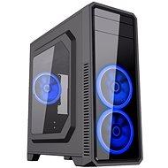 GameMax G561, Black - PC Case