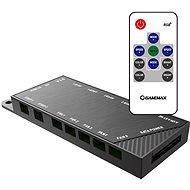 GameMax Remote PWM+ARGB HUB V3.0 - Príslušenstvo