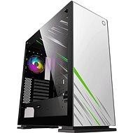 GameMax Vega Pro White - PC skrinka