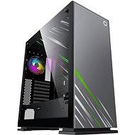 GameMax Vega Pro Grey - PC skrinka