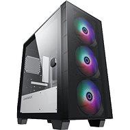 GameMax Aero Mini 3× FAN - PC skrinka