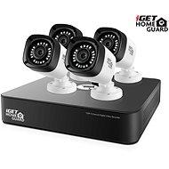 iGET HOMEGUARD HGDVK46704P, 4-channel HD DVR + 4x HD720p Camera, IP66, Night Vision