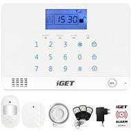 iGET SECURITY M3B bezdrôtový GSM alarm