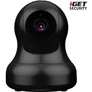 iGET SECURITY EP15 – WiFi rotačná IP Full HD kamera pre alarm iGET M4 a M5-4G