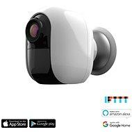 iQ-Tech Smartlife WC012, vonkajšia Smart WiFi IP kamera batériová, IP66