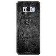 iSaprio Black Wood pre Samsung Galaxy S8