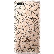 iSaprio Abstract Triangles na Huawei P9 Lite Mini