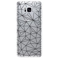 iSaprio Abstract Triangles na Samsung Galaxy S8