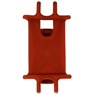 iWill Motorcycle and Bicycle Phone Holder Red - Držiak na mobil