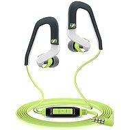 Sennheiser OCX 686i Sports zelené - Slúchadlá s mikrofónom