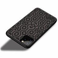 MoFi Anti-slip Back Case Irregular iPhone 11 Pro Čierny - Kryt na mobil