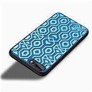 MoFi Anti-slip Back Case Irregular iPhone 7/8/SE 2020 Modrý - Kryt na mobil