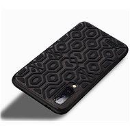 Kryt na mobil MoFi Anti-slip Back Case Irregular Xiaomi Mi A3 Čierny