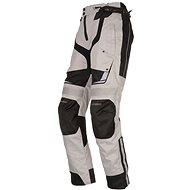 AYRTON Mig, čierno-sivé - Nohavice na motorku