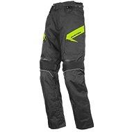 AYRTON Brock, čierna/fluorescenčná - Nohavice na motorku
