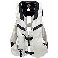 Hit-Air MLV Airbag vesta biela, veľkosť Medium (S až XL) - Airbagová vesta