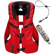 Hit-Air MLV Airbag vesta červená, veľkosť Large (XL až 3XL) - Airbagová vesta