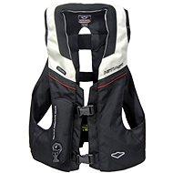 Hit-Air MLV Airbag vesta LIMITED EDITION čierno-biela, veľkosť Large (XL až 3XL) - Airbagová vesta