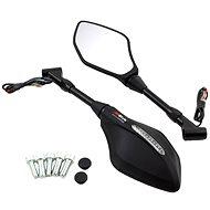 M-Style Optic zrkadlá s integrovanými LED blinkrami - Spätné zrkadlo