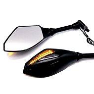 Rave 242 zrkadlá s integrovanými blinkrami - Spätné zrkadlo