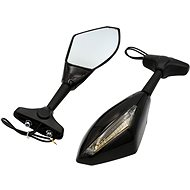 Rave sport 085 zrkdlá s integrovanými blinkrami - Spätné zrkadlo
