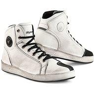STYLMARTIN Panama kožené tenisky - Topánky na motorku