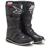 AXO DRONE BLACK - Topánky na motorku