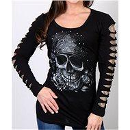 Hot Leathers Bandana Skull - Moto tričko