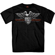 Hot Leathers Brotherhood Eagle - Moto tričko