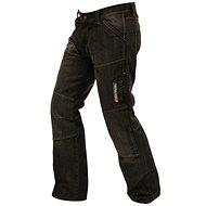 Spark Track, čierne - Nohavice na motorku