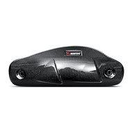 Akrapovič karbonový kryt svodu pro Ducati Hypermotard, Hyperstrada (13-17) - Príslušenstvo