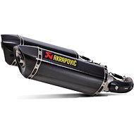 Akrapovič výfukové koncovky homologované pro Ducati Monster 1100/1100S (09-10), 696 (08-14), 765/795 - Koncovka výfuku