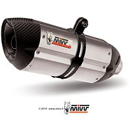 Mivv Suono Stainless Steel/Carbon Cap pre BMW R 1200 R (2008 > 2010) - Koncovka výfuku
