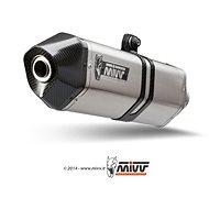 Mivv Speed Edge Stainless Steel/Carbon Cap pre Honda Crossrunner (2015 >) - Koncovka výfuku