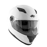 KAPPA KV27 Denver Basic (biela) - Prilba na motorku