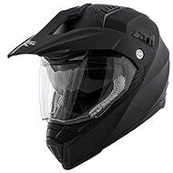 KAPPA KV30 Enduro (čierna) - Prilba na motorku