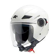 KAPPA KV22 Florida (biela) - Prilba na motorku
