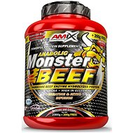 Amix Nutrition Anabolic Monster Beef 90 % Proteín, 2200 g - Proteín