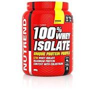 Nutrend 100 % Whey Isolate, 900 g - Proteín