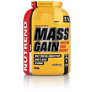Nutrend Mass Gain, 2250 g - Gainer