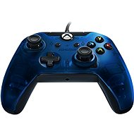 PDP Wired Controller – Xbox One – modrý - Gamepad