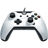 PDP Wired Controller – Xbox One – biely - Gamepad