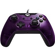 PDP Wired Controller – Xbox One – fialový - Gamepad