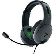PDP LVL50 Wired Headset – čierny – Xbox One - Herné slúchadlá